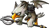 Grey Vulture